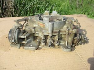 1968 Amc Jeep 290 Carter 4585s Afb Carburetor Carb