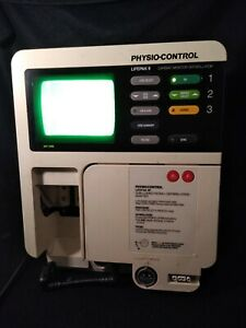 Physio Control Lifepak 9p Patient Monitor