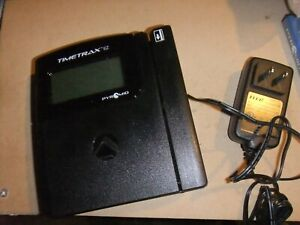 Pyramid Ttez Timetrax Automated Swipe Card Time Clock System With Software Downl