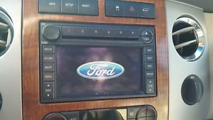 07 Ford Expedition Navigation Gps Radio Stereo Cd Player Changer 7l1t 18k931 Db