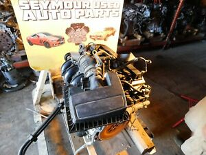 2013 2014 2015 2016 Ford Fusion 2 5l Dohc Engine Vin 7 Or T Tested 62k Miles