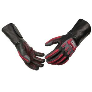 Lincoln Electric K3109 xl Welding Roll Cage Rigging Gloves X large