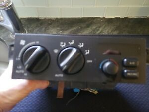 96 97 98 Jeep Grand Cherokee Limited A c Heater Auto Climate Control Unit Nice