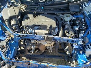 2016 2018 Chevy Cruze 1 4t Engine Assembly