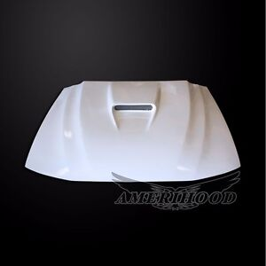 1999 2004 Ford Mustang Type 2 Style Functional Ram Air Hood 90 Day Warranty