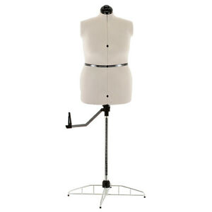 Sewingmachinesplus com Ava Collection Large Adjustable Dress Form