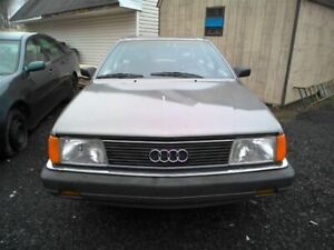 Automatic Transmission Without Turbo 2 2l Id Rdn Fits 84 88 Audi 5000 1681740