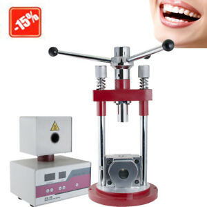 Dental Lab Equipment Denture Injection System Partial Machine 400w K Type 110v