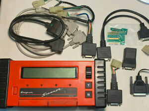 Snap On Mt2500 Scanner Asian Imports Thru 2000 W Accesories