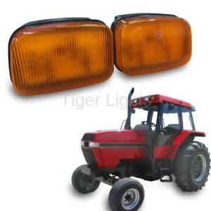 Led Case ih Amber Cab Light tl7010r Right oem 1983404c1