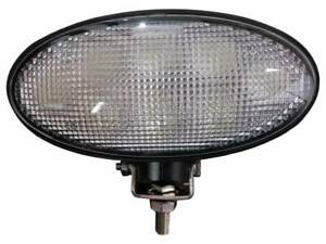 Bottom Mount Oval Led Light tl8060 Fits John Deere oem Re269640 Re269638