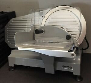 Meat Food Slicer Chef schoice Model 667 Only Used 1x Available Only Until 6 1