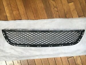 Front Lower Grille Bumper Black For 2012 2017 Buick Verano 22824481