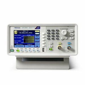 Tektronix Afg1062 2 Channel 60 Mhz Arbitrary function Generator New