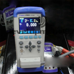 At824 W software Lcr L C R Meter Touch Screen Lcd 100 120hz 1k Hz Applent