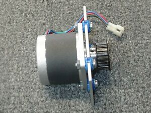 Powis Parker Fastback 15 Parts Carriage Stepper Motor Assembly K a136