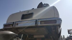 Chevrolet El Camino Tailgate 1978 1987 Chevy White Flaws