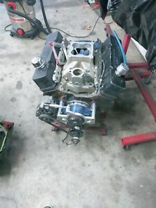 Sbc 406 Race Engine