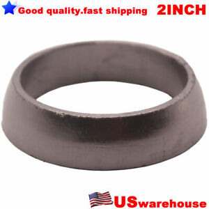 Donut Style Exhaust Gasket 2 Inch 50 8mm Id Exhaust Pipe To Manifold