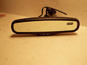 2001 Infinity I 30 Interior Rear View Mirror used