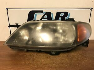 2003 Mazda Prot G Left Driver Headlight M 6 Oem