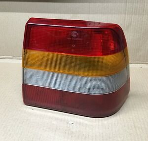 Saab 9000 Tail Light Taillight Lamp Lens Oem Right Rear