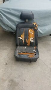 1969 Ford Mustang Fastback High Back Bucket Seats