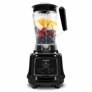Aimores commercial blender for shakes and smoothies food processor heavy duty