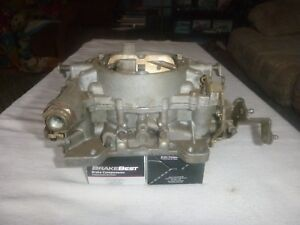Carter Afb 4331s 4 Bbl Carburetor 1967 Buick 340 Dated F9