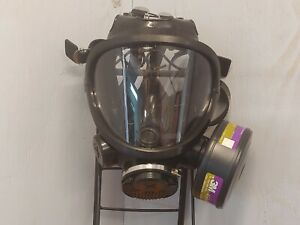 3m 7000 Series Dual Filter Full Face Respirator