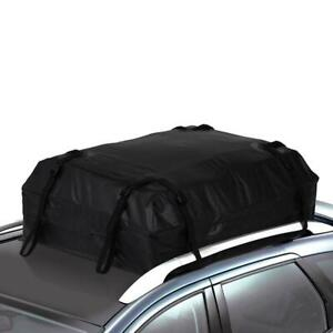 14 Cubic Car Cargo Roof Top Carrier Bag Rack Storage Luggage Rooftop Waterproof