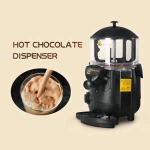 5l Hot Chocolate Machine Beverage Dispenser Black Chocofairy 1000w Ul eu uk Plug