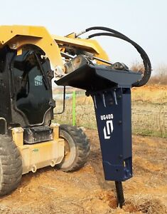 Hydraulic Hammer Skid Steer Loader Breaker Mini Excavator Attachment 6 To 9ton