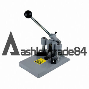 Eco Manual Round Corner Cutter Corner Rounding Cutting Machine For Paper Card