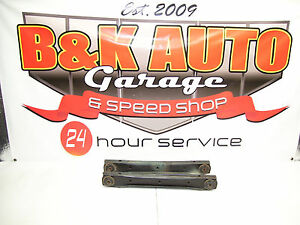 93 02 Camaro Trans Am Rear End Lower Control Trailer Arms Traction Pair Bars