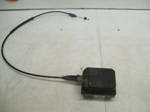 2005 Cadillac Deville V8 Cruise Control Unit Assembly Cable 4 6 Traction