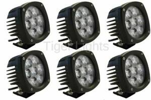 Ford New Holland Cab Led Light Kit tlnh8000