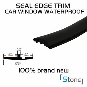 For Windshield Rubber Seal Trim Weatherrstrip Waterproof Soundproof Sunroof 120