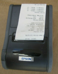 Epson M196b Tm p60 Pos Mobile Receipt Printer