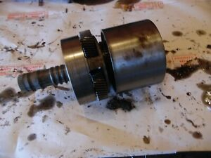 1964 Ford 4000 Gas 4 Cylinder Farm Tractor Selectospeed Hub 1