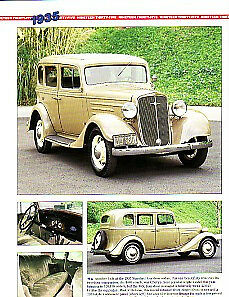 1935 Chevy Article Must See