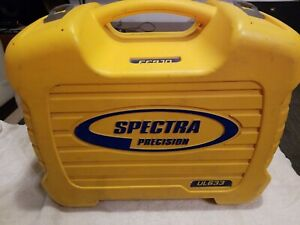 Trimble Spectra Precision Ul633 Universal Laser Level