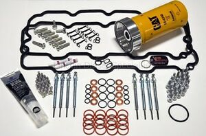 2001 2004 Lb7 Duramax 6 6 Fuel Injector Ultimate Install Kit 2500hd Chevy Gmc Gm