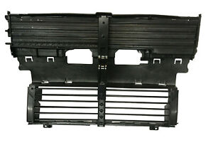 Shutter Assembly W o Adaptive Cruise For 2013 2016 Ford Fusion ds7z8475a