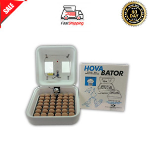 G q f Manufacturing 1602n Hova bator Chicken Egg Incubator For Chickens Birds