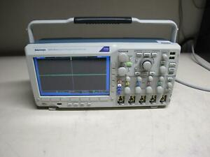 Tektronix Dpo3054 500mhz 2 5gs s 4ch Digital Phosphor Oscilloscope Calibrated