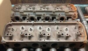 Ford Bbf 429 460 Dove c Cylinder Heads