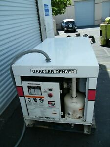 Gardner Denver Electra 20 Hp Rotary Screw Air Compressor Ingersoll Rand Kaeser