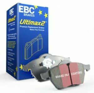 Ebc Ultimax 2 Front Brake Pads For 07 09 Acura Rdx 2 3 Turbo Ud1089