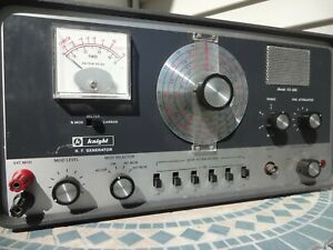 Vintage Knight Knightkit Kg 686 Rf Signal Generator Alignment Ham Radio Repair